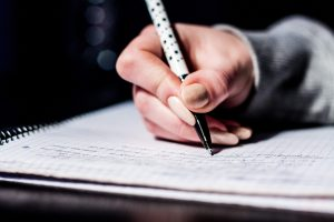 Schrijven-pen-boek-notities